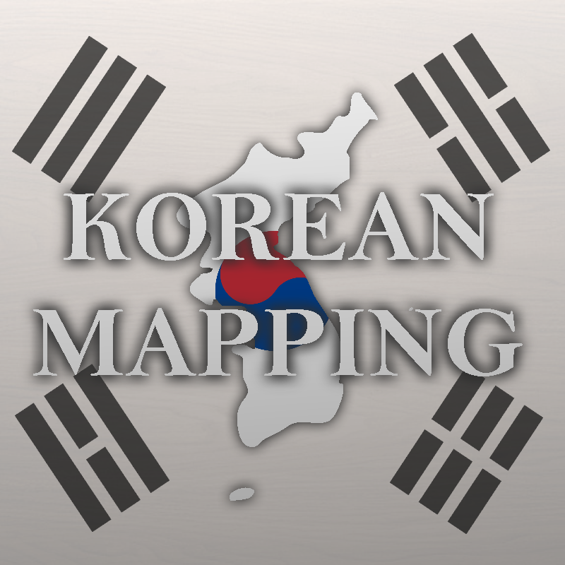 Korean Mapping   TheFutureOfEuropes Wiki   FANDOM powered by