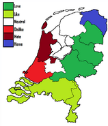Arkmarken Opinion map