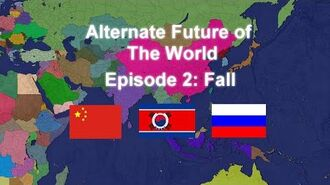 Alternate Future of the World Episode 2-Alternate Future of the World (Atchison Mapping)