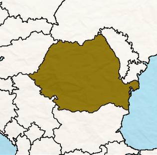 MapOfRomania