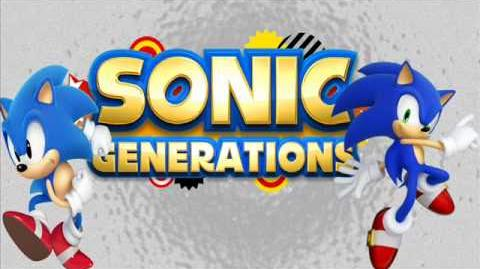 """Sonic Generations Rooftop Run """"Spagonia"""" Modern Extended"""