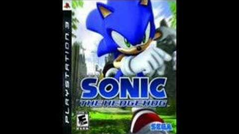 "Sonic the hedgehog 2006 ""Solaris Phase 2"" Music"