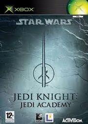 Star Wars Jedi Knight Jedi Academy