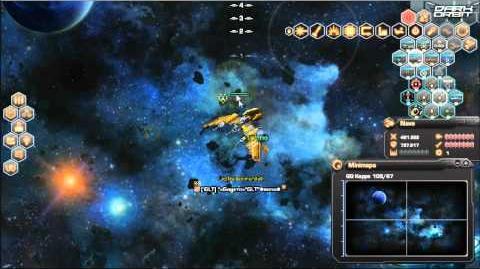 Darkorbit - Puerta Galactica Kappa