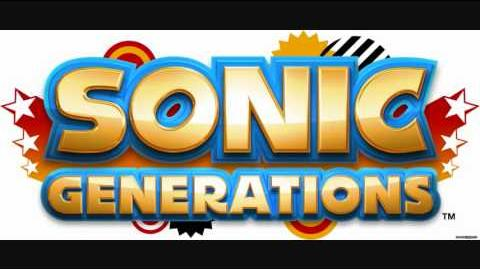Sonic Generations Sky Sanctuary Zone (Classic)