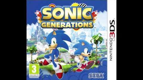 Sonic Generations 3DS - Tropical Resort Zone (Modern)