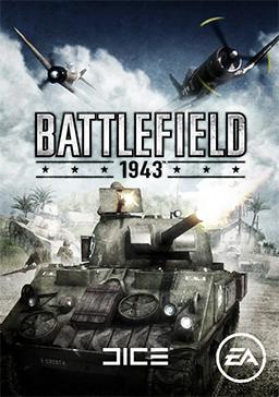 Battlefield 1943 Coverart