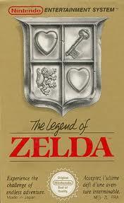 The Legend of Zelda NES