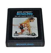 Bowling Atari 2600 Cart