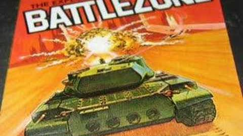 Classic Game Room - BATTLEZONE for Atari 2600 review