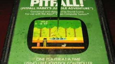 Classic Game Room - PITFALL! for Atari 2600 review