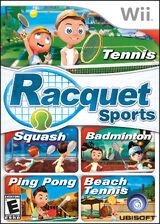 Racquet Sports (Wii)