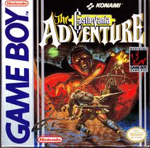 Castlevania - The Adventure Box Art