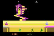G.I. Joe - Cobra Strike 2600 Gameplay