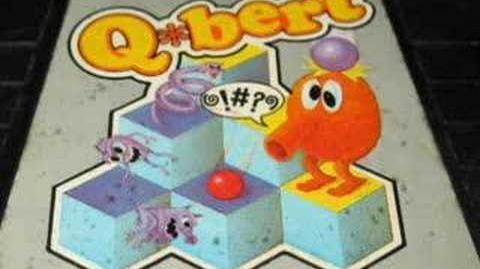 Classic Game Room - Q*BERT for Atari 2600 review