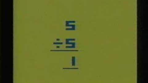 Classic Game Room - BASIC MATH review for Atari 2600