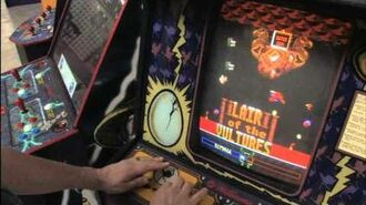 Classic Game Room - JOUST 2 SURVIVAL OF THE FITTEST arcade machine review