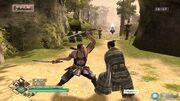 Way of the Samurai 3 Gameplay