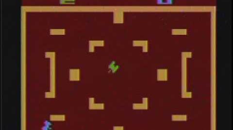 Classic Game Room - COMBAT review for Atari 2600