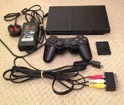 Playstation 2 Slim Model SCPH-77003