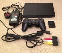 Playstation 2 Slim Model SCPH-77003