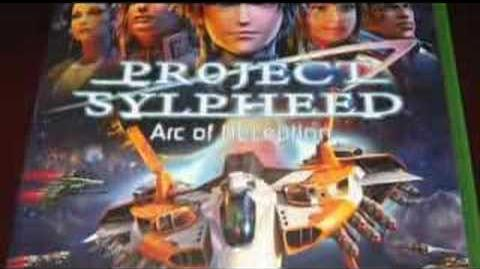 Classic Game Room - PROJECT SYLPHEED for Xbox 360 review
