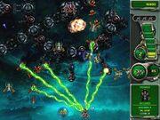 Star Defender 4 Gameplay