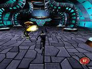 MDK 2 Dreamcast Gameplay