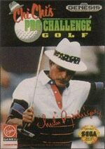 Chi Chi's Pro Challenge Golf Box Art