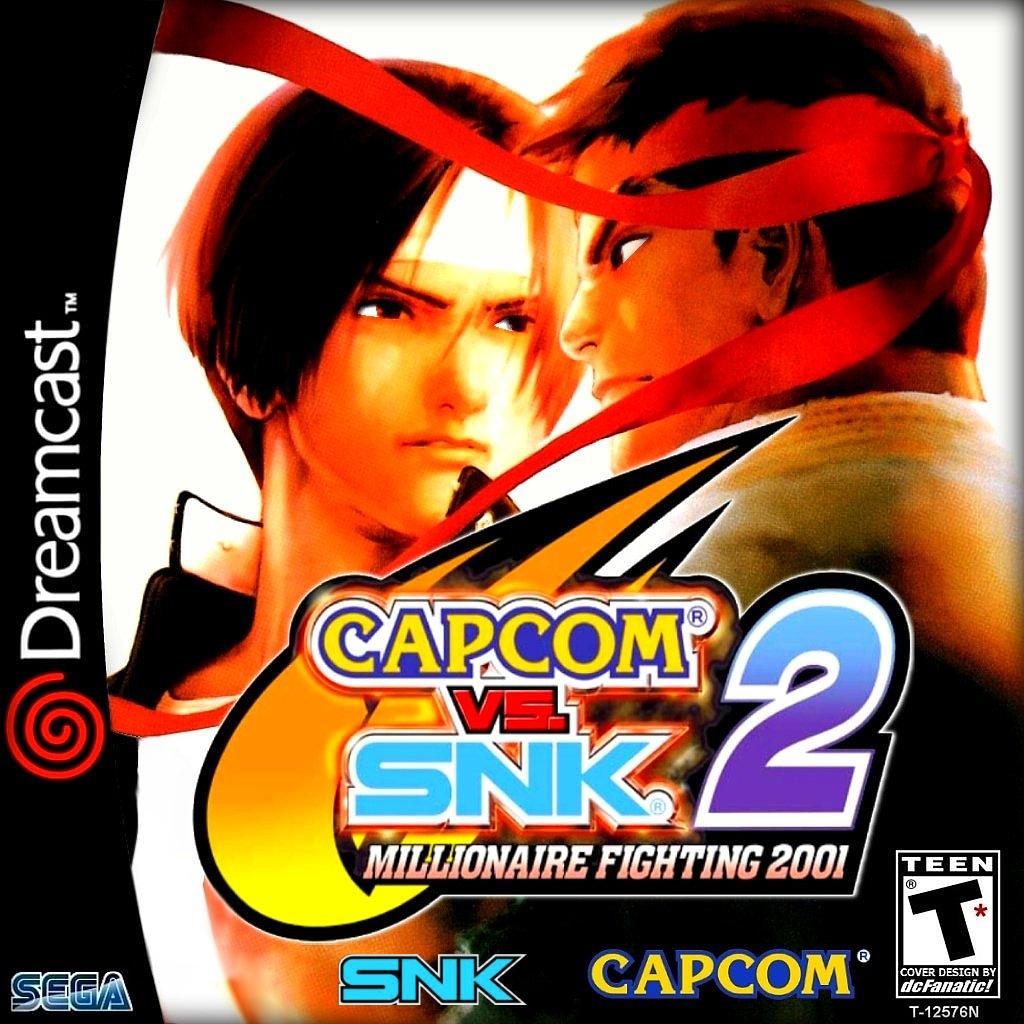 Capcom Vs. SNK 2: Millionaire ...