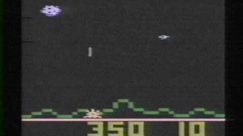 Classic Game Room - ASTROBLAST for Atari 2600 review