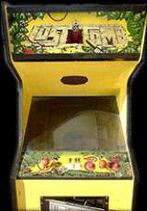 Last Tomb Arcade Machine