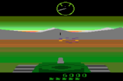 Battlezone Atari 2600 Gameplay