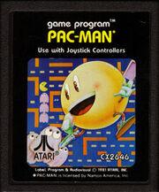 Pac-Man Atari 2600 Cart