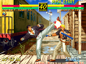 Art Of Fighting 3 The Way Of The Warrior Neo Geo Cd Classic Game Room Wiki Fandom