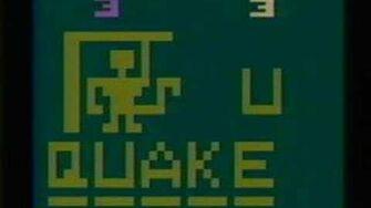 Classic Game Room - HANGMAN for Atari 2600 review