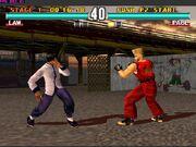 Tekken 3 Gameplay