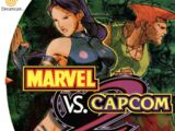 Marvel Vs. Capcom 2: New Age of Heroes (Dreamcast)