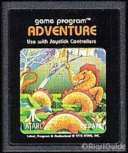 Adventure Cartridge