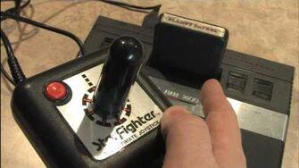 Classic Game Room HD - SUNCOM STARFIGHTER ATARI 2600 JOYSTICK review