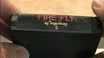 Classic Game Room HD - FIRE FLY for Atari 2600 review