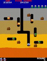 Dig Dug (Namco Museum Essentials) (PS3)