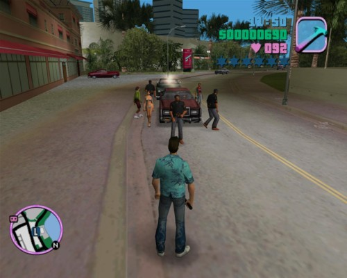 Image - Grand Theft Auto Vice City PS2 Gameplay.jpg ...
