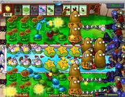 Plants Vs. Zombies PC Gameplay