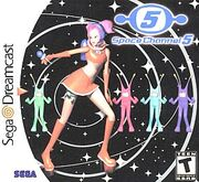 Space Channel 5 Box Art