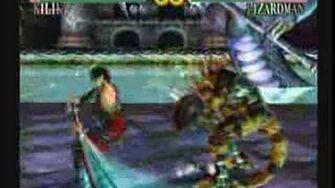 Classic Game Room reviews SOUL CALIBUR for Sega Dreamcast