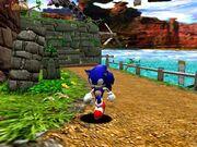 Sonic Adventure DC Gameplay