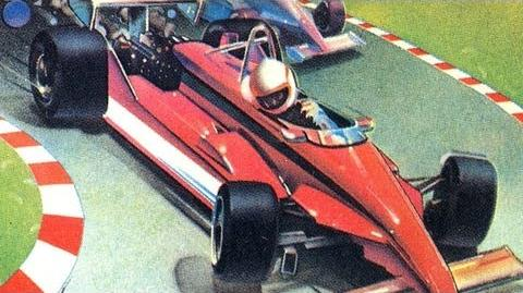 Classic Game Room - POLE POSITION for Atari 2600 review