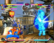 Marvel Vs. Capcom 2 Gameplay
