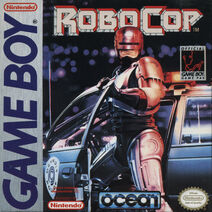 Robocop GB Box Art